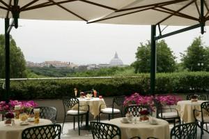 Hotel Marriott Roma Come Arrivare